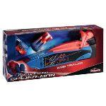 Majorette Camion Spiderman et deux véhicules