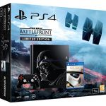 Sony PS4 1To édition collector + Star Wars : Battlefront