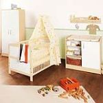 Pinolino 100095 - Chambre complète bébé Florian