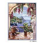 Ravensburger Peinture au numéro : Sur le lac majeur