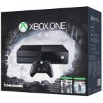 Microsoft Pack Xbox One 1 To + Rise of the Tomb Raider + Tomb Raider Definitive Edition