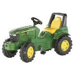 Rolly Toys Tracteur à pédales John Deere 7930