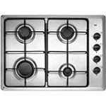 Teka HLX504GAL - Table de cuisson gaz 4 foyers