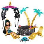 Mattel Monster High Cléo de Nile et l'oasis mystérieux 13 souhaits