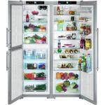 Liebherr SBSes 7353C - Réfrigérateur américain Side by Side