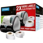 Dymo LabelWriter 450 Turbo (Value Pack) - Imprimante d'étiquettes
