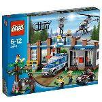 Lego 4440 - City : Le poste de police en forêt