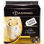 Tassimo 16 dosettes T-Discs Carte Noire Petit Déjeuner