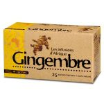 Racines Gingembre - Infusion (25 sachets)