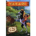 Yakari : La trace du bison