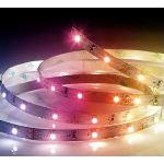Xanlite Kit ruban lumineux Strip Led RVB (3 m)