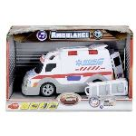 Dickie Toys Ambulance avec effets lumineux et sonores