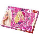 Trefl Puzzle Magic Decor : Barbie 15 pièces