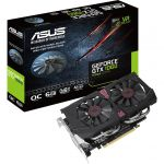 Asus GeForce GTX 1060 OC Edition 6Go 9Gbps