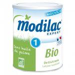 Modilac Expert bio 1er âge 800 g - de 0 à 6 mois