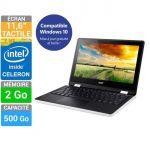 """Acer Aspire R3-131T-C274 - 11.6"""" tactile avec Celeron N3050"""