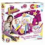 Lansay Blopens mes créations stickers Soy Luna