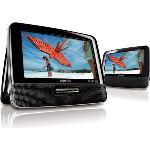 Philips PD7022 - Lecteur DVD portable à double écran