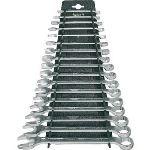 Hazet 603/17H - Set de clés mixtes 17 pièces