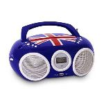 Bigben Interactive CD32 - Lecteur radio CD-MP3 et port USB