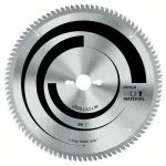 Bosch 2608640451 - Lame de scie circulaire Multi Material, 254 x 30 x 3,2 mm, 96 dents