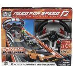 Mega Bloks 95716U - Need For Speed : Porsche 911 Turbo Wheel Launcher