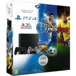 Sony PlayStation 4 1 To + PES Euro 2016 + Manette PS4 Dual Shock 4