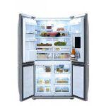 14 offres refrigerateur americain 4 portes tous les prix des produits vendus en ligne. Black Bedroom Furniture Sets. Home Design Ideas