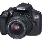 Canon EOS 1300D (avec objectif 18-55mm)