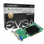 Evga 512-A8-N403-EL - Carte graphique GeForce 6200 512 Mo DDR2 AGP 8x