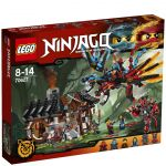 Lego 70627 - Ninjago : La forge du dragon