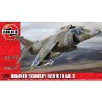 Airfix A04055 - Maquette avion Hawker Siddeley Harrier GR3 - Echelle 1:72