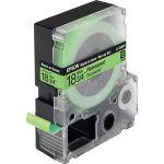 Epson LC-5GBF9 - Bande fluorescente noir sur vert 1,8 cm x 9 m