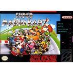 Super Mario Kart sur Super NES