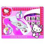 Multiprint Machine à autocollants et tampons Hello Kitty