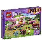 Lego 3184 - Friends : Le camping-car