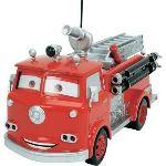 Dickie Toys Camion de pompier radiocommandé Red Cars 2 1:16