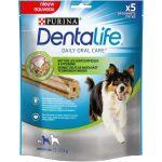 Purina Dentalife medium 5 bâtonnets pour chien de 12 à 25 kilos