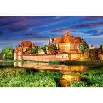 Castorland Château Malbork, Pologne - Puzzle 1000 pièces