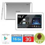 "Polaroid Infinite+ 3G 10.1"" 16 Go - Tablette tactile sous Android 4.4 KitKat"