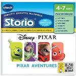 Vtech Jeu Storio Pixar Aventures (Toy Story, Nemo, Monstres, Indestructibles)
