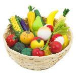 Goki 51660 - Corbeille de fruits et légumes
