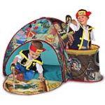 Tente de jeux 3D Jake et les pirates