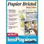 Micro application 5078 - 30 feuilles papier bristol 200 g  (A4)