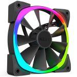 Nzxt Aer RGB 120 mm Triple Pack - Pack de 3 ventilateurs PWM 120 mm à LEDs RGB