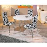 Links Table ronde Cellini (74 x 100 cm)