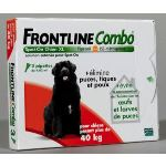 Frontline Combo Spot-On Chien XL 40-60 kg - Soin antiparasitaire