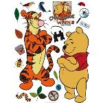 Stickers géant Winnie Aventure Disney