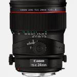 Canon 3552B005AA - Objectif à  bascule et décentrement - TS-E 24mm f/3.5L II