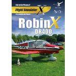 Robin X DR400 - Add-on pour FS X sur PC